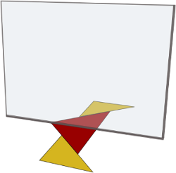 Spiegelfiguren Aufgabenkarten Paul Matthies De